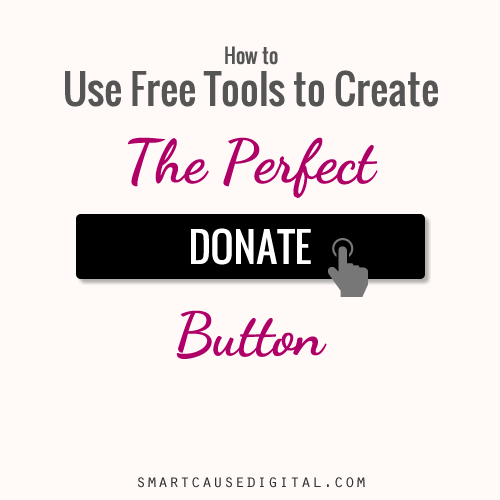 How to Create the Perfect Donate Button